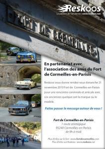 Rencontres au Fort de Cormeilles
