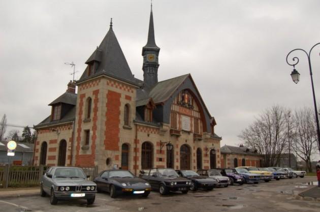 Sortie Senlis/Chantilly